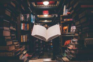 rileggere un libro